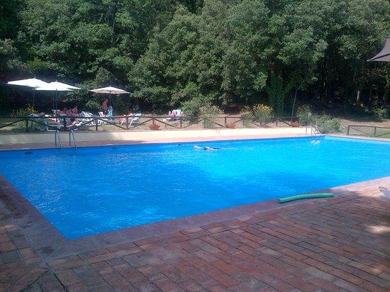Borgo Pretale : piscina