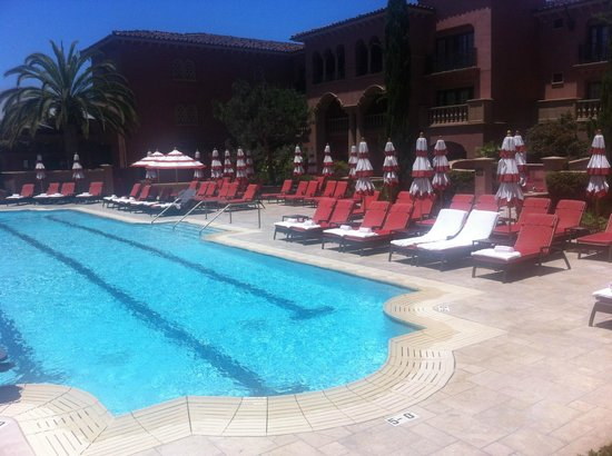Fairmont Grand Del Mar: View from our patio