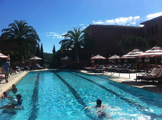 Fairmont Grand Del Mar: Fantastic adult only pool