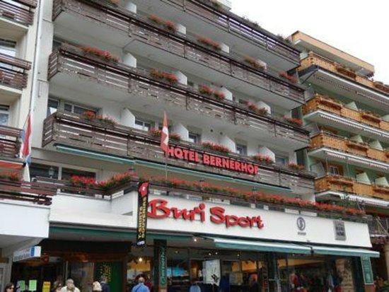 Hotel Bernerhof: hotel