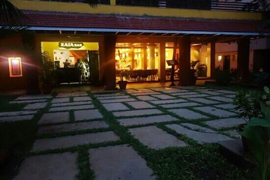 Adamo The Bellus Goa: The restaurant
