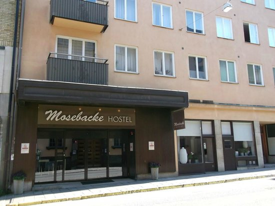 Mosebacke Hostel: Hostel