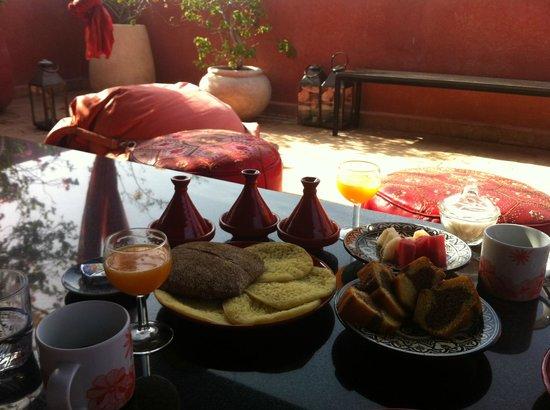 P'tit Habibi: Delicious breakfast