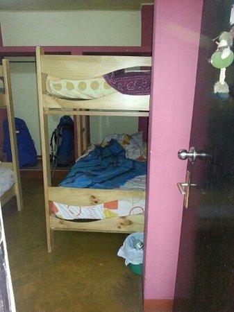 Hospedaje Brabant Hostel: pieza de diez!