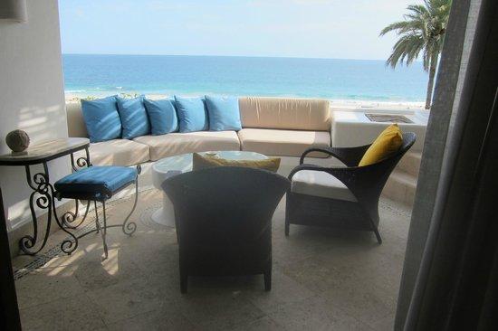 Las Ventanas al Paraiso, A Rosewood Resort: Balcony