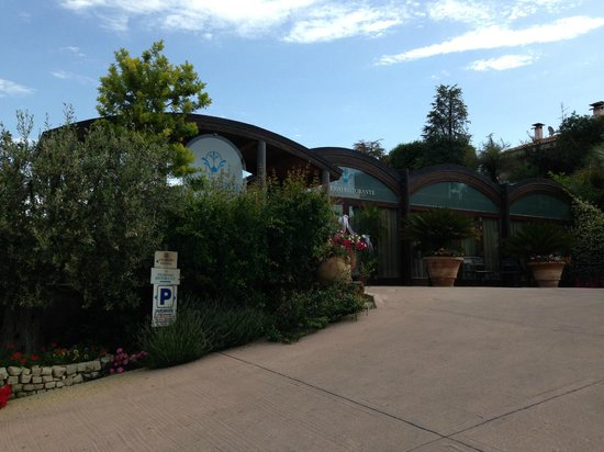 Residenza Fontanelle: entrata