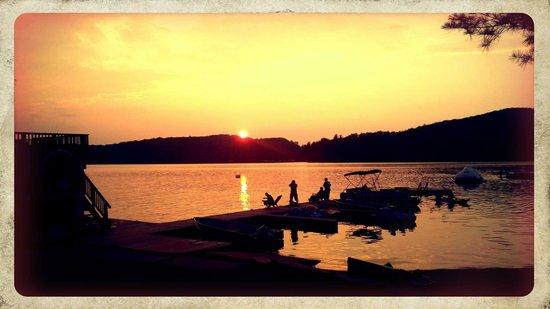 Lumina Resort : Another amazing Lumina sunset