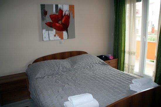 Villa Julian : room with balcony