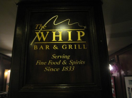 The Whip Bar & Grill