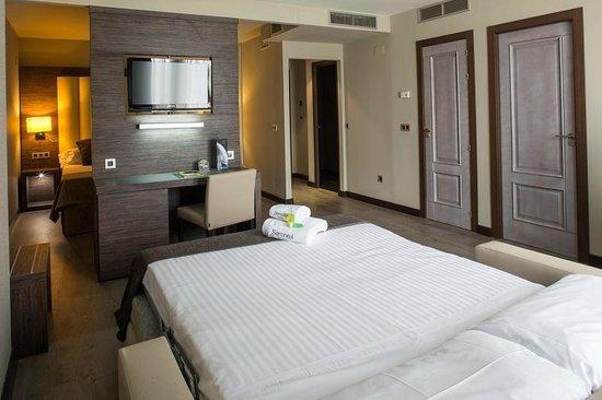 Sercotel Gran Hotel Luna de Granada: HABITACIÓN FAMILIAR