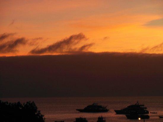 Casa Iguana Mar y Sol: Sunset