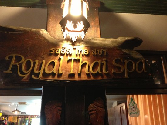 ‪Royal Thai Massage‬