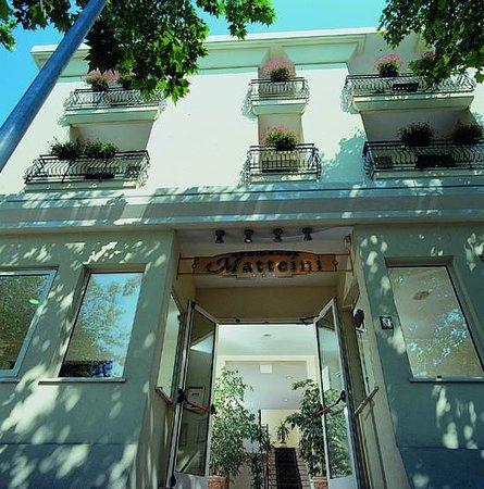 Ingresso Residence Matteini