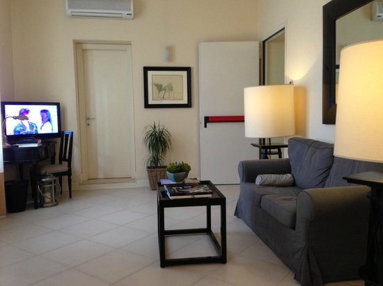 Residenza Fiorentina: reception area
