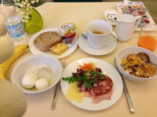 Residenza Fiorentina: Good breakfast