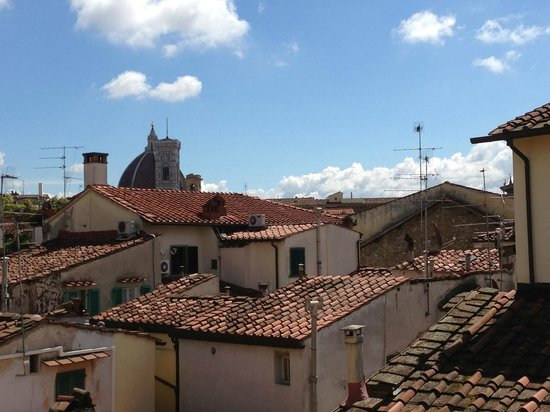 Residenza Fiorentina : view from room