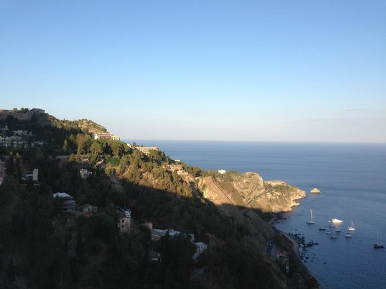 Views from Terrace - Suite #363 - San Domenico Palace Hotel. Taormina, Sicily