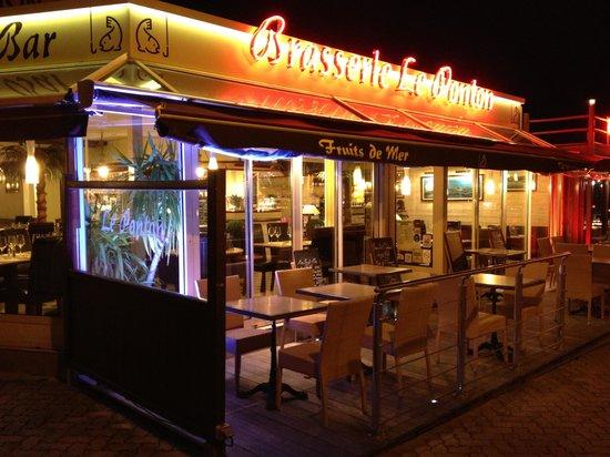 le ponton granville restaurant avis num ro de t l phone photos tripadvisor. Black Bedroom Furniture Sets. Home Design Ideas