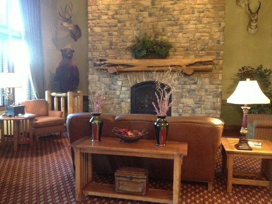 AmericInn Lodge & Suites Laramie - University of Wyoming: Beautiful Decor