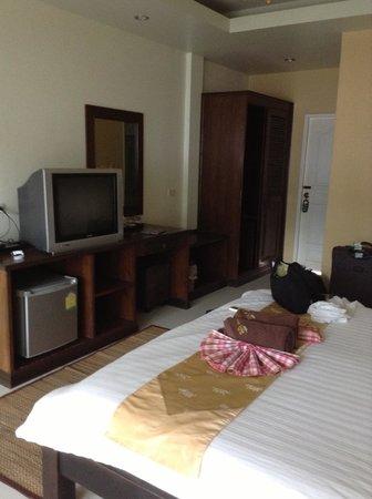 Ananda Villa: Room