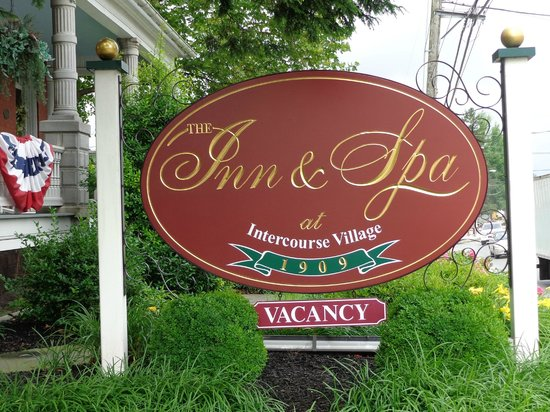 The Inn & Spa at Intercourse Village : Inn and Spa