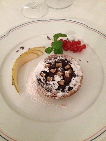 Leonardo Hotel Milan City Center : dessert