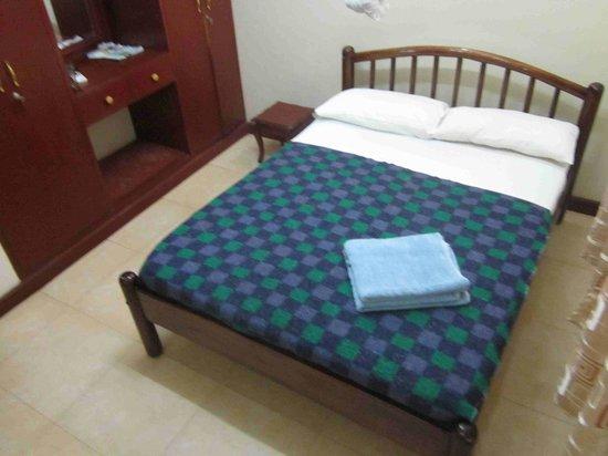 Prestige Holiday Resort : Eins der beiden Schlafzimmer des Apartments