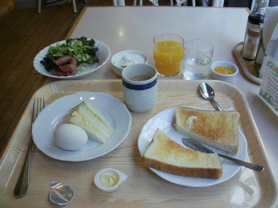 Shin-Osaka Station Hotel: Western breakfast option