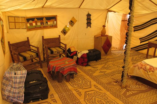 Rahayeb Desert Camp: VIP-Zelt