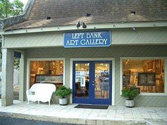 left bank art gallery saint simons island 2018 all you need to