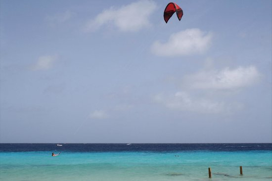 Bonaire Kiteschool : Sky High!