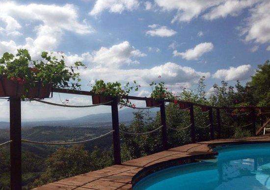 Agriturismo Borgo Nuovo di Mulinelli: Piscina