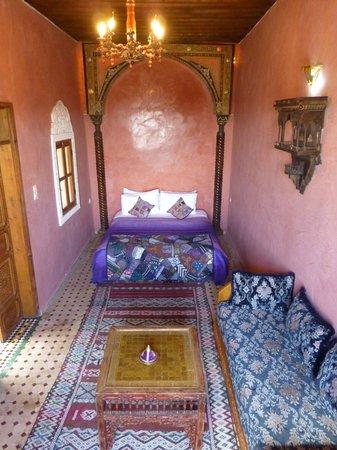 Dar Naima : yassmine room of 4 people