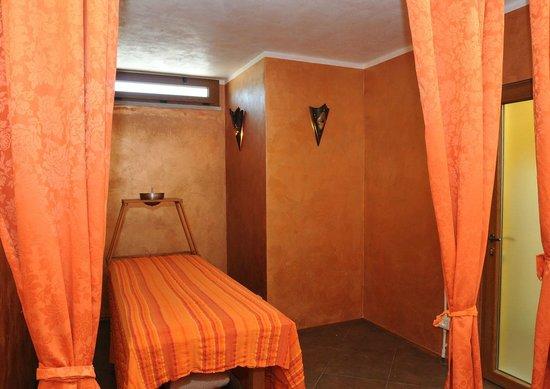 Agriturismo Borgo Nuovo di Mulinelli: Sala Massaggi