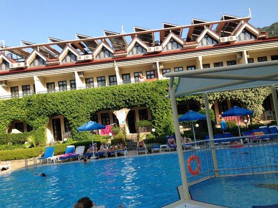 Prince Apartments (Icmeler, Turkey)