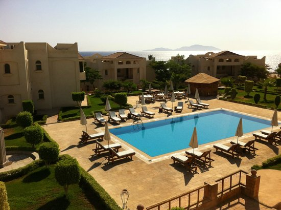 Tamra Residence Apartment Resort Managed by Egyptian Vacation Club : Swimming Pool