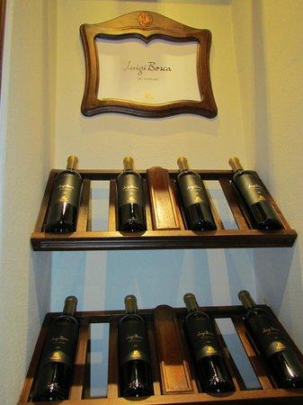 Bodega Luigi Bosca Familia Arizu: os visitantes podem degustar e  conhecer toda a linha na loja