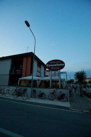 Ristorante Pizzeria Consolato: Pizzeria Ristorante al Consolato
