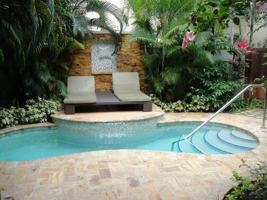 Sandals Negril Beach Resort & Spa: Our private pool