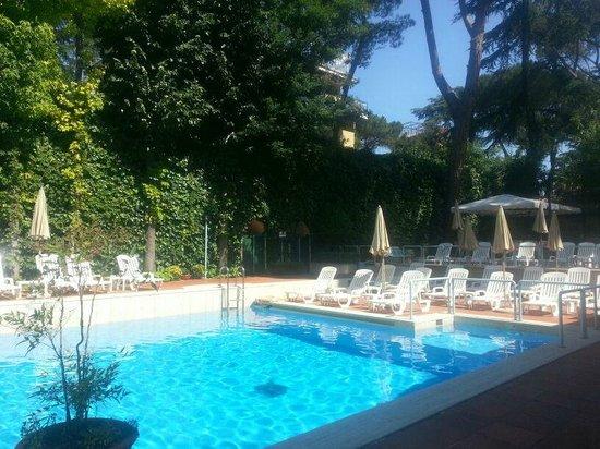 Aldrovandi Residence City Suites : The Pool