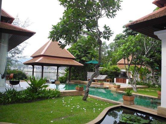 Banyan Tree Spa Sanctuary: Villa 211