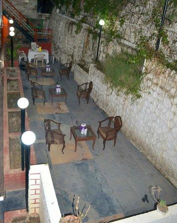 Hotel Hamers International: Terrace