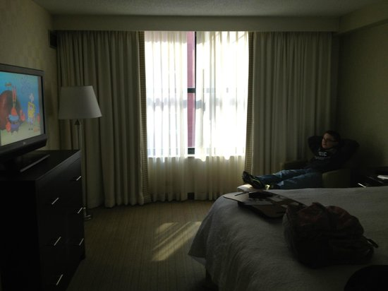 Hampton Inn & Suites Chicago - Downtown: Suite with king bed