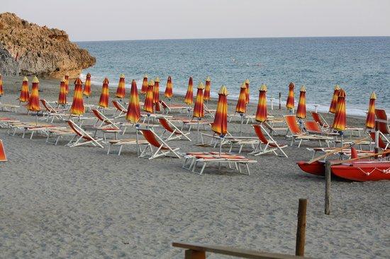 Villaggio Camping Porticello: Spiaggia