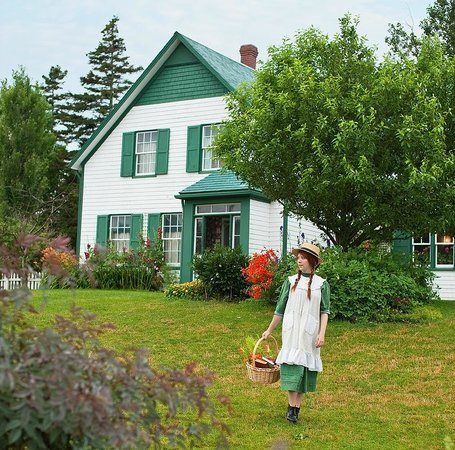 Cavendish, Canada : Green Gables