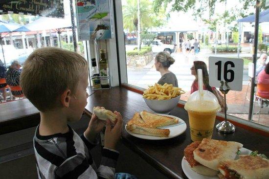Under Wraps: I migliori panini di port douglas