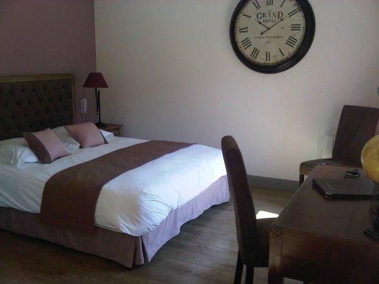 Hotel Haut-Koenigsbourg : Chambre 7