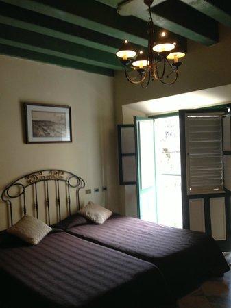 Hotel Florida: habitación