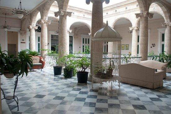 Hotel Florida: segundo piso
