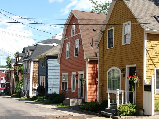 The Cranford Inn: take on my travels through PEI - one of the many spots recommended